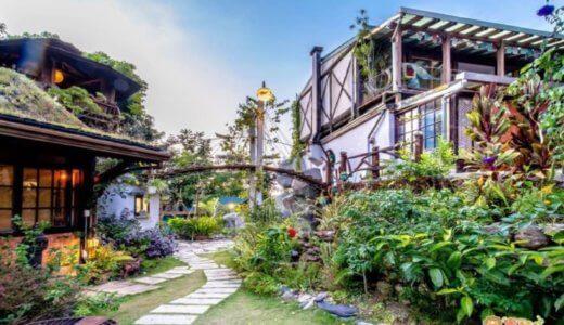 屏東カフェ・三地面にある大人気庭園カフェ「旁聴席」